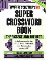 Simon   Schuster Super Crossword Book  11 PDF