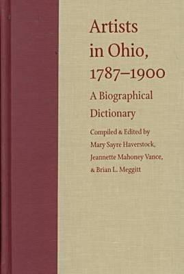 Artists in Ohio  1787 1900