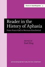 Reader in the History of Aphasia