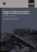 Designer's Guide to Eurocode 9