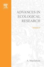 Advances in Ecological Research: Volume 9