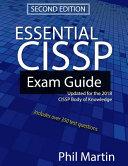 Essential Cissp Exam Guide