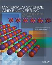 Materials Science and Engineering: An Introduction, Edition 10