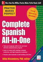 Practice Makes Perfect Complete Spanish All in One PDF