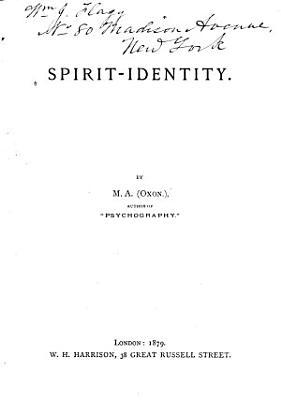 Spirit identity