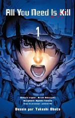 All you need is Kill Chapitre 1