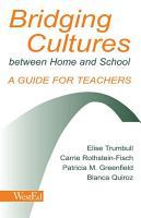 Bridging Cultures Between Home And School