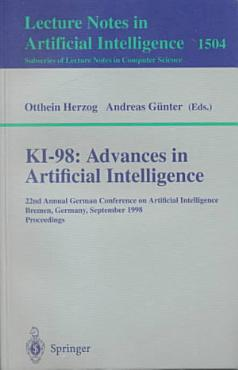 KI 98  Advances in Artificial Intelligence PDF