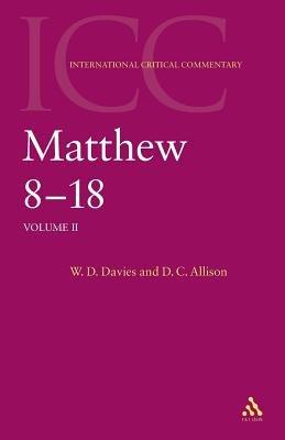 Matthew 8-18
