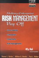 Making Enterprise Risk Management Pay Off PDF