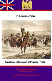 Napoleon's Conquest of Prussia – 1806
