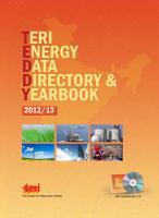 TERI Energy Data Directory   Yearbook  TEDDY  2012 13 PDF