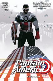 Captain America: Sam Wilson Vol. 3 - Civil War Ii