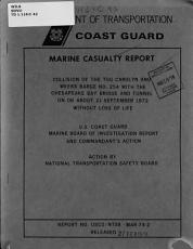 Marine Casualty Report PDF