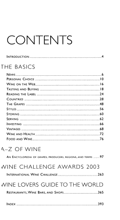 Good Wine Guide 2004 PDF