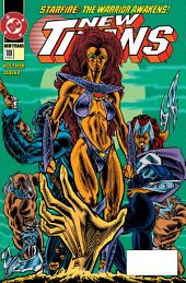 The New Titans (1988-) #109