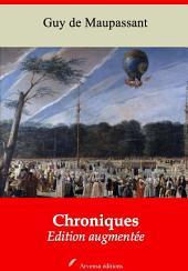 Chroniques: Nouvelle édition augmentée