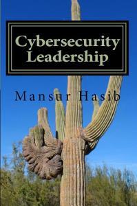 Cybersecurity Leadership Book