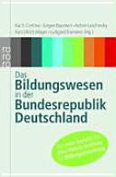 Das Bildungswesen in der Bundesrepublik Deutschland PDF