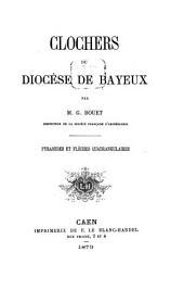 Clochers du diocèse de Bayeux: pyramídes et flèches quadrangulaires