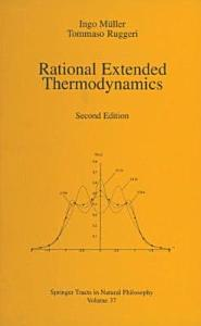 Rational extended thermodynamics PDF