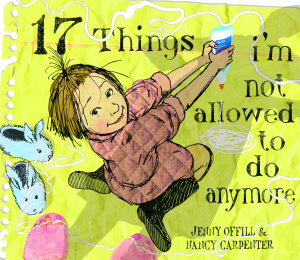 17 Things I m Not Allowed to Do Anymore PDF