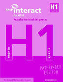SMP Interact for GCSE Practice for Book H1 Part A Pathfinder Edition PDF