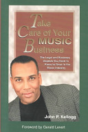 Take Care of Your Music Business
