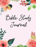 Bible Study Journal PDF