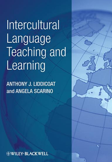 Intercultural Language Teaching and Learning PDF