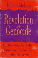 Revolution and Genocide PDF