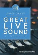 Great Live Sound
