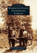 Washington County Underground Railroad