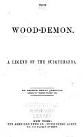 The Wood demon PDF