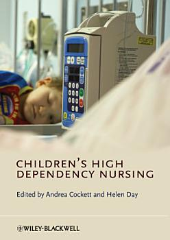 Children s High Dependency Nursing PDF