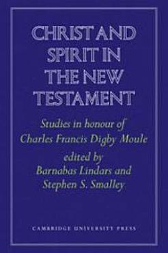 Christ and Spirit in the New Testament PDF