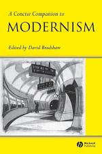 A Concise Companion to Modernism