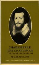 Shakespeare the Craftsman  Volume 5 PDF
