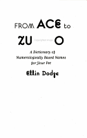 From Ace to Zummo PDF