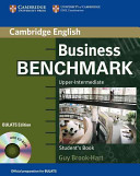 Business Benchmark Upper Intermediate Student s Book with CD ROM BULATS Edition PDF