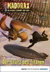 Maddrax - Folge 390: Der Sturz des Titanen