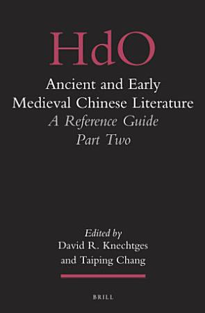 Ancient and Early Medieval Chinese Literature  vol  2  PDF