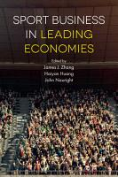 Sport Business in Leading Economies PDF