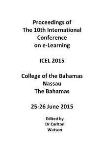 ICEL2015 10th International Conference on e Learning PDF