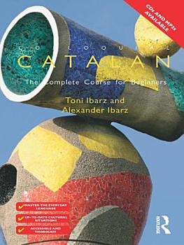 Colloquial Catalan  eBook And MP3 Pack  PDF