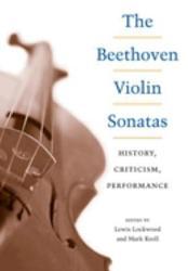 The Beethoven Violin Sonatas Book PDF