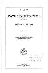 Pacific Islands Pilot ...