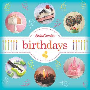Betty Crocker Birthdays