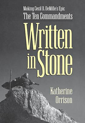 Written in Stone PDF