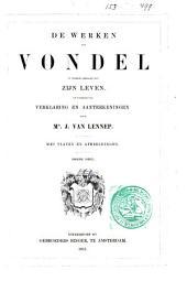 De werken van Vondel: Volume 3